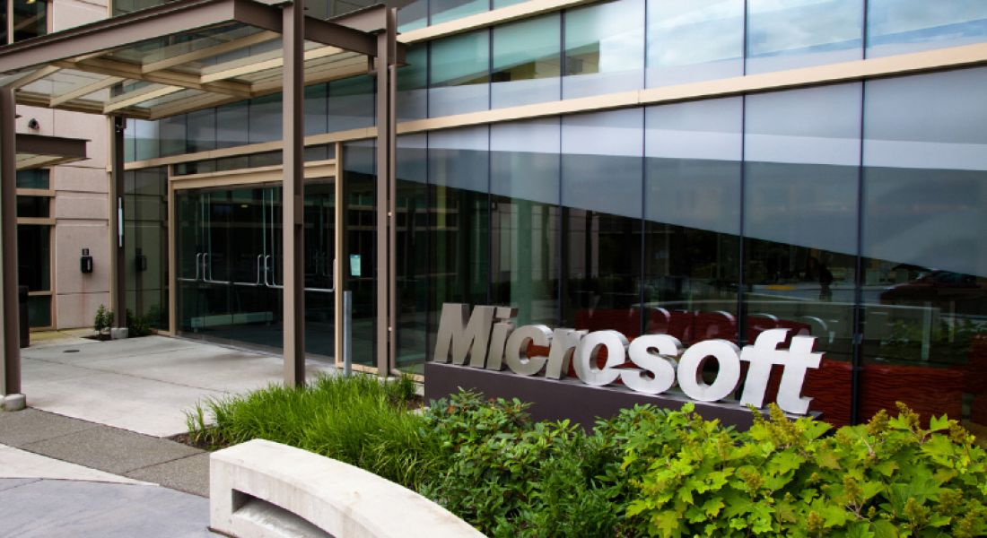 Microsoft named best large company to work for in Ireland