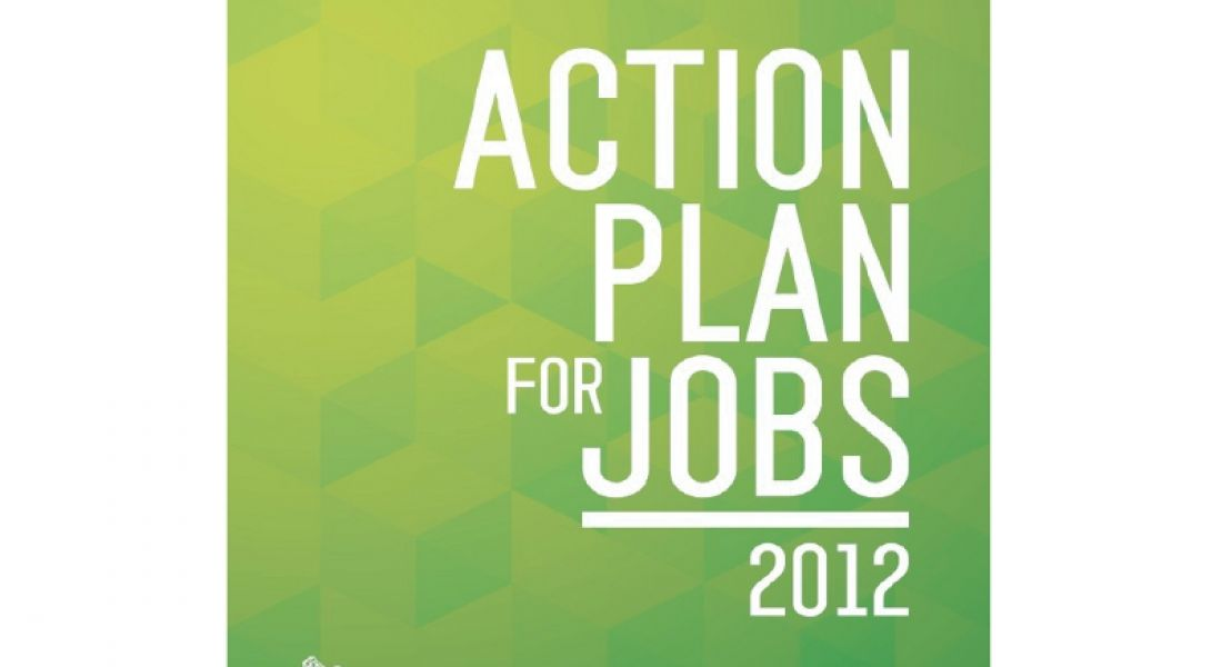 Action Plan for Jobs Progress Report says more than 93pc of actions completed for Q2 2012