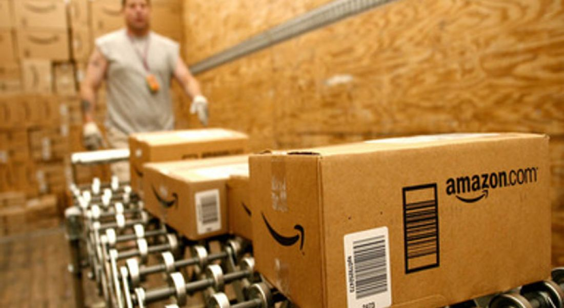 Amazon opens major design and development operation in London
