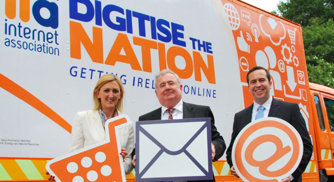 IIA launches digital inclusion campaign to Digitise the Nation