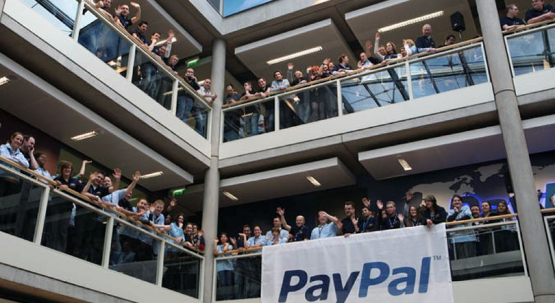 Irish workers don't have the language skills to fill half of PayPal jobs in Dundalk