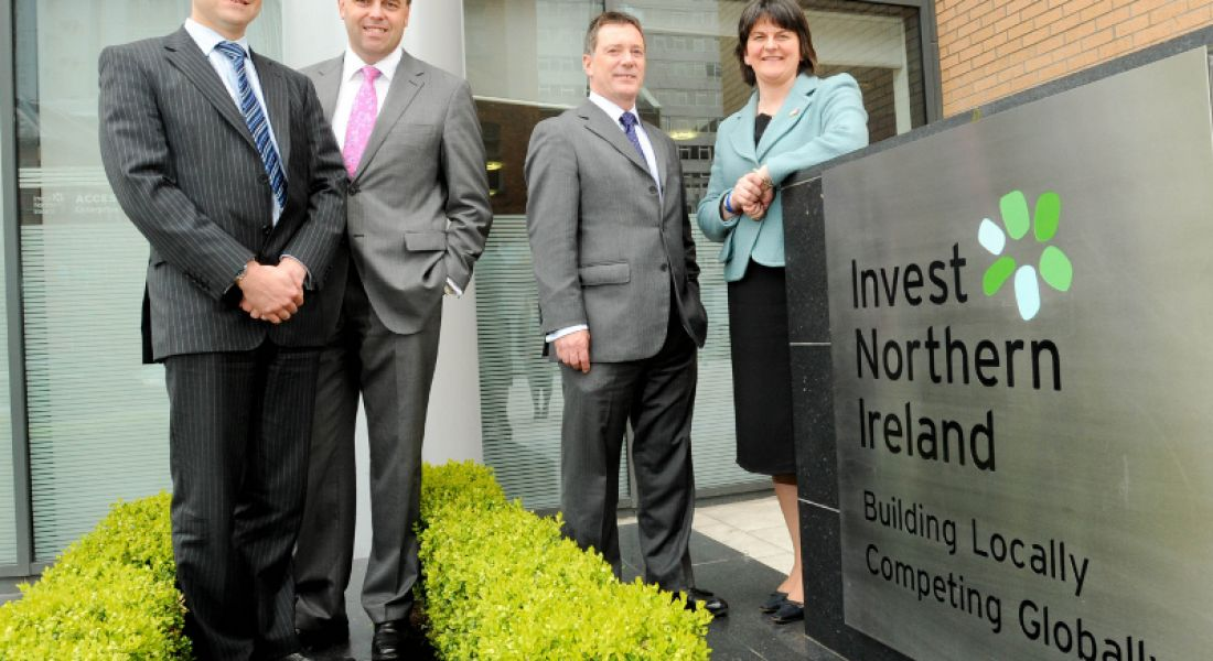 Augentius centre of excellence in Belfast to create 164 jobs