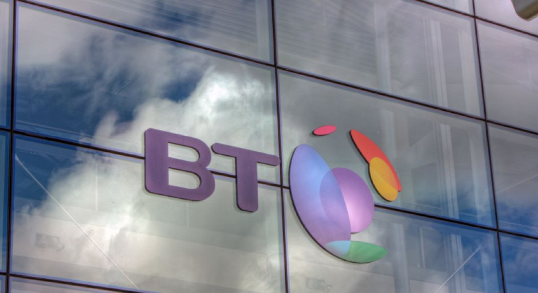 BT creating 120 jobs in Northern Ireland