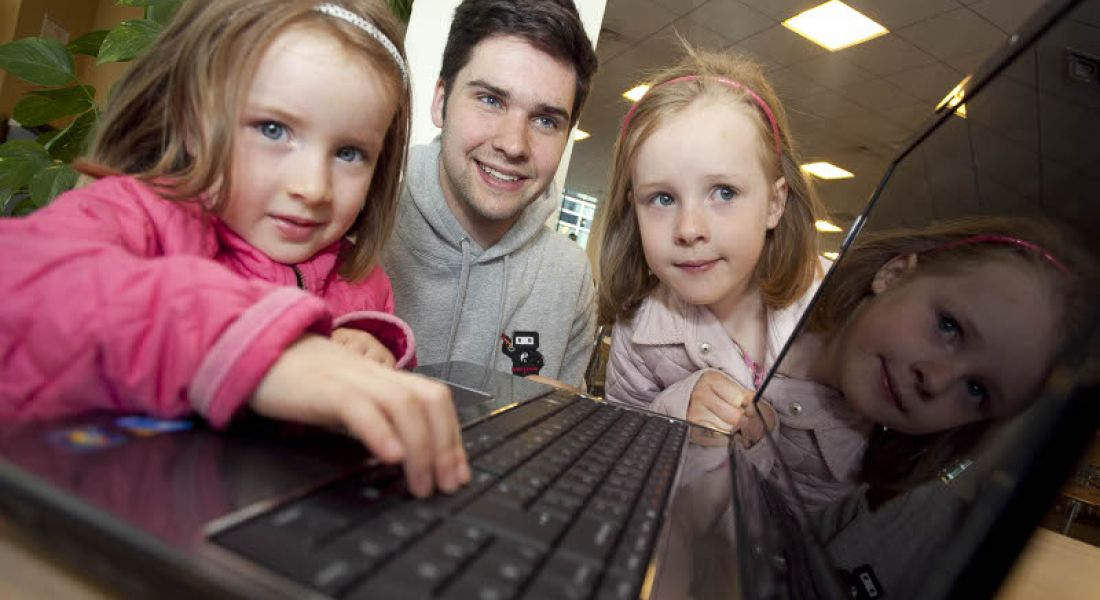 Irish Government to host CoderDojo at Leinster House on 18 July