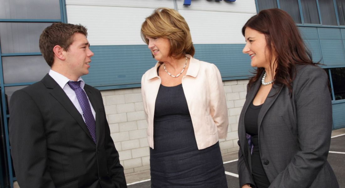 Datapac recruits its 100th work placement student