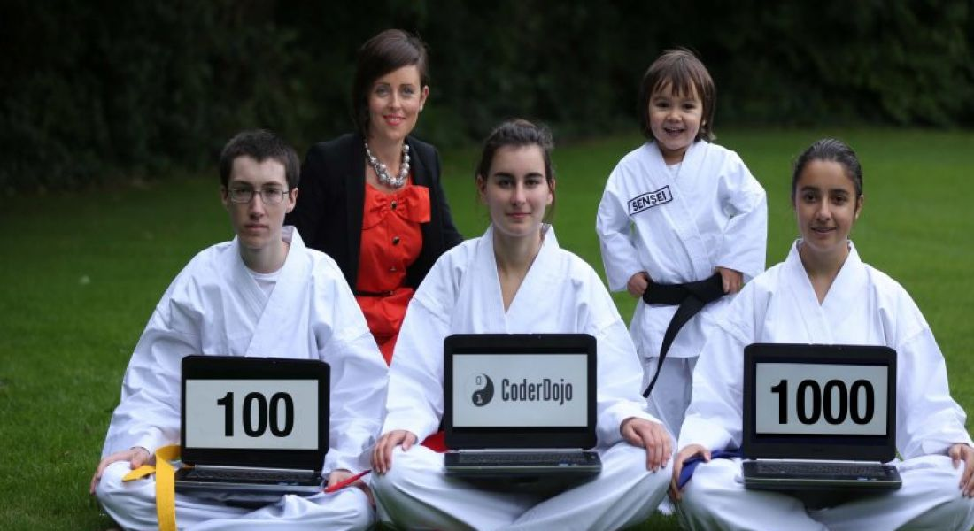 CoderDojo and Hays to recruit 1,000 new mentors and 100 firms