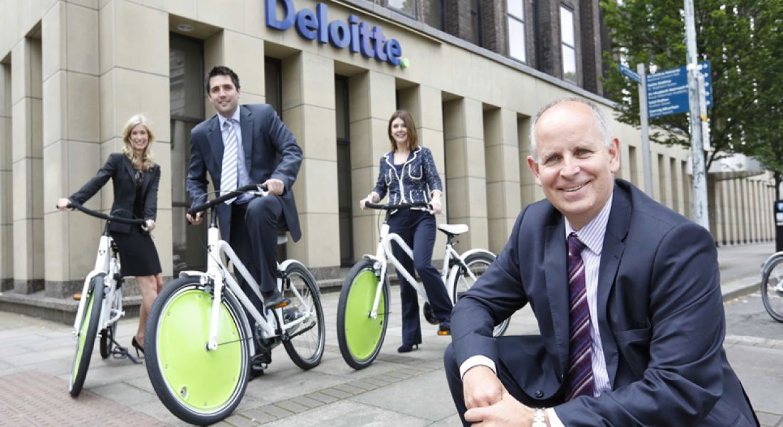 Deloitte seeking 200 graduates for its Dublin, Cork and Limerick offices in 2013