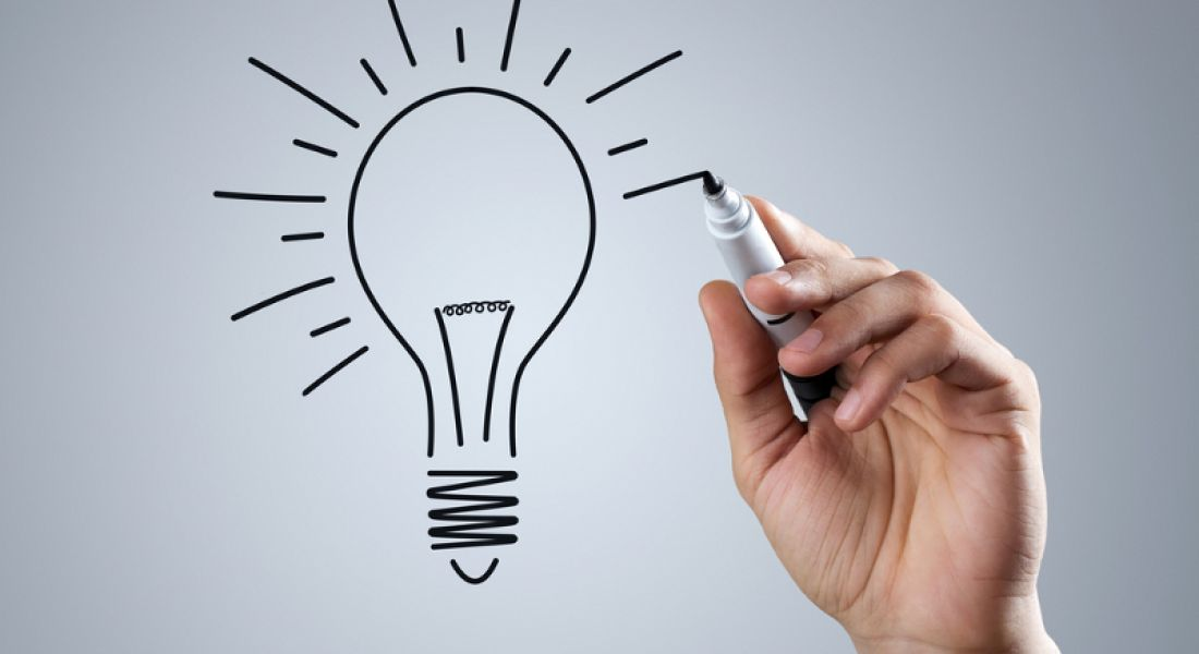 4 out of 5 Irish workers believe business success can come from their ideas