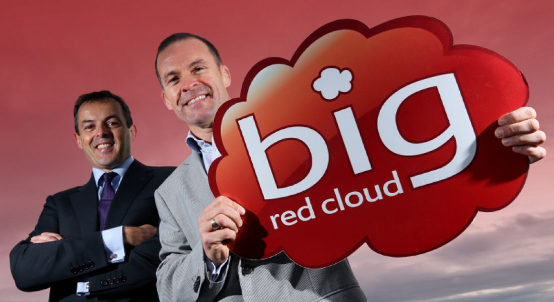 Big Red Book launches Big Red Cloud, creating 12 jobs