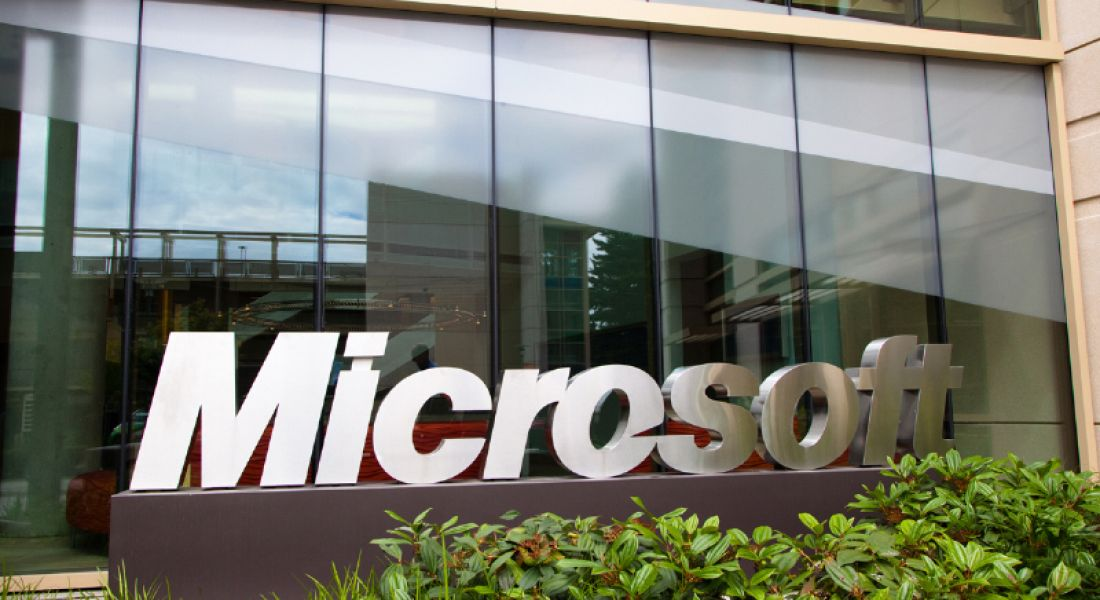 New MD at Microsoft's Irish operations, Paul Rellis, moving to Europe job