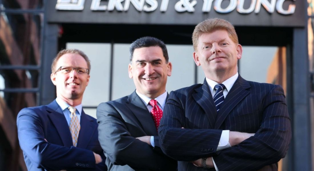 Ernst & Young to create 30 new jobs in Dublin
