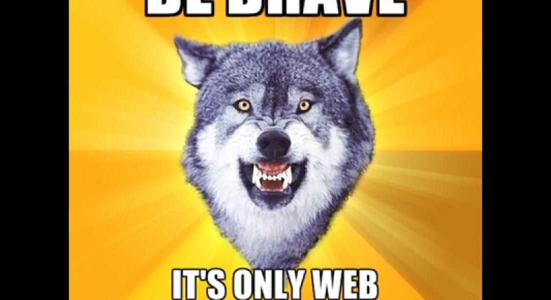 Career memes of the week: web developers