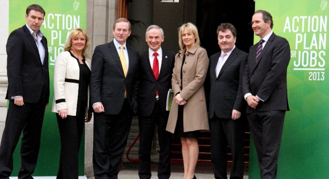 Government teams up with leading industry figures on Action Plan for Jobs