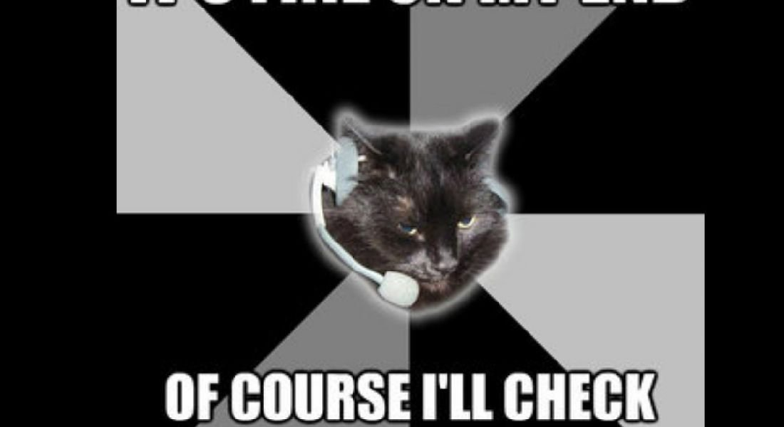 Career memes of the week: technical support
