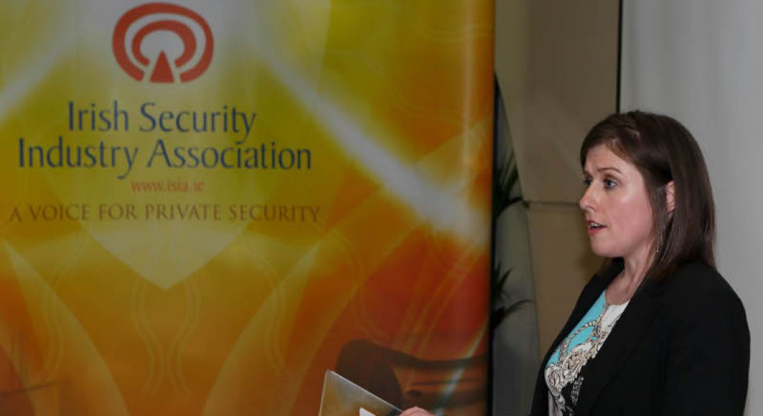 Security Industry Association elects its first female president