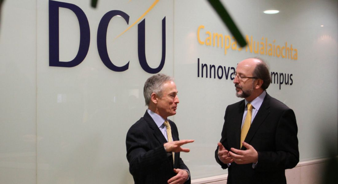 New DCU hub for clean-tech innovation aims to create 200 jobs