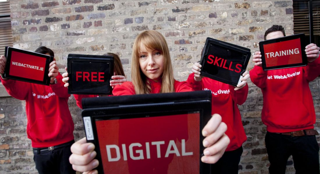 WebActivate digital skills training programme launches to upskill job seekers
