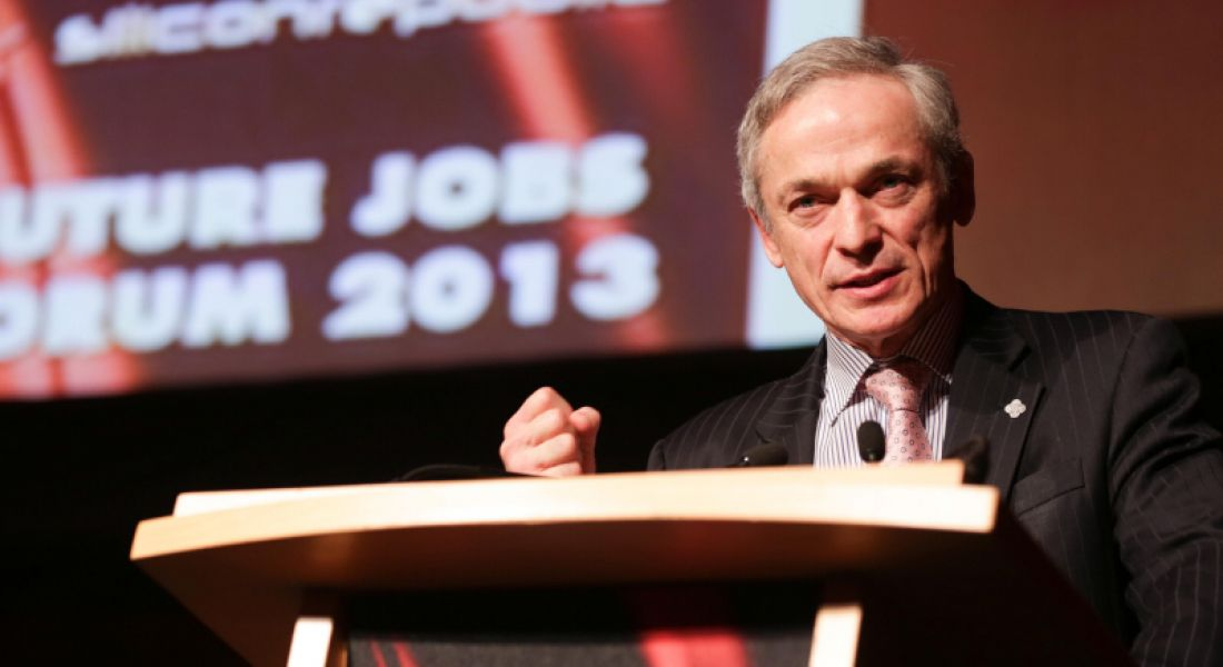 #FutureJobs – Ireland to increase tech talent intake in 2013, says Bruton (videos)