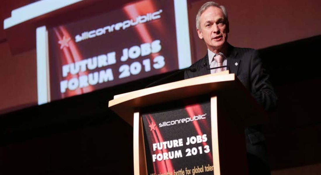 #FutureJobs – 700,000 unfilled ICT jobs in Europe, says Bruton