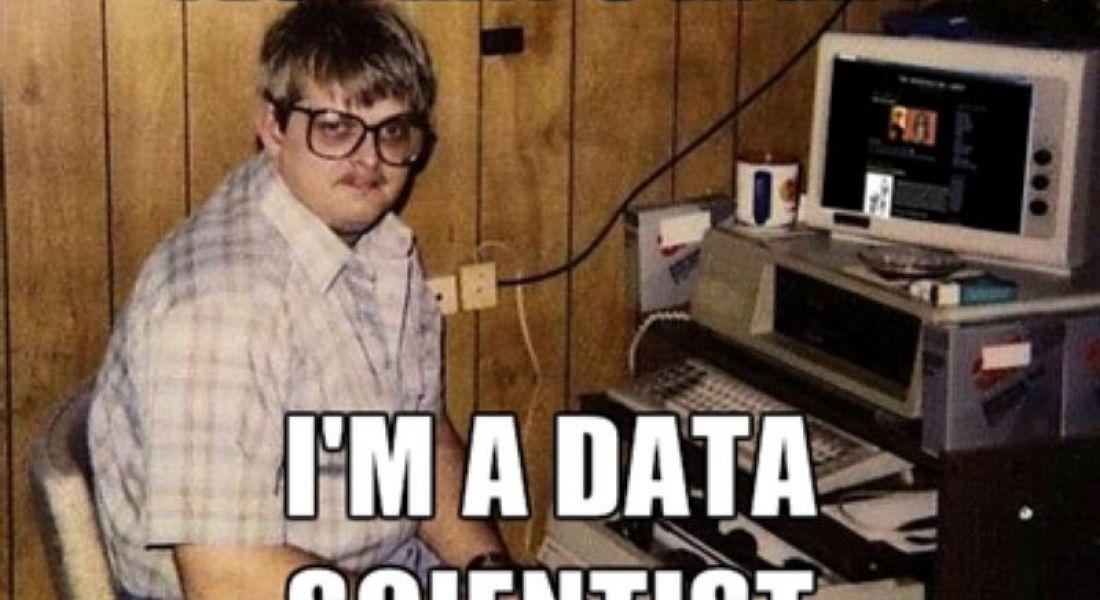 Career memes of the week: data scientist