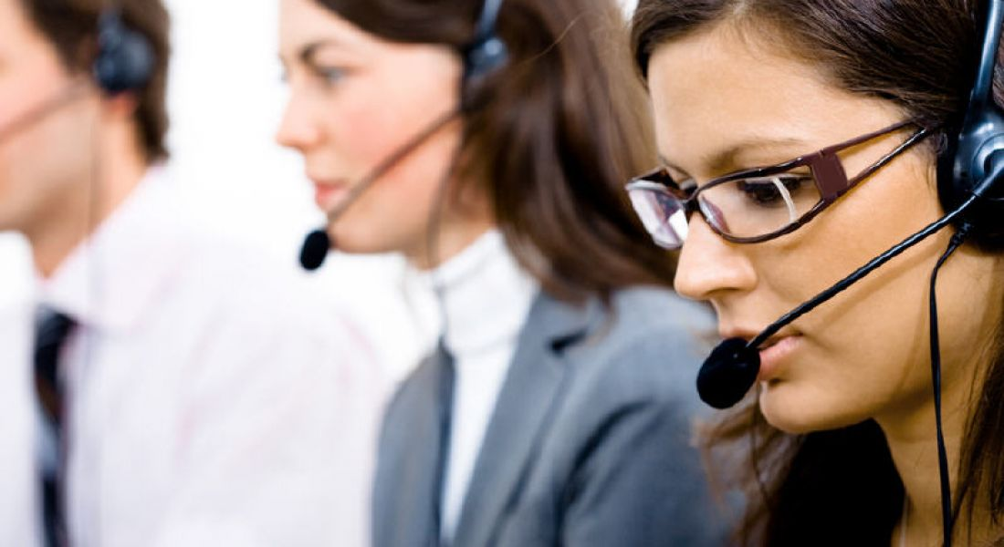 Different kinds of help desk callers (infographic)