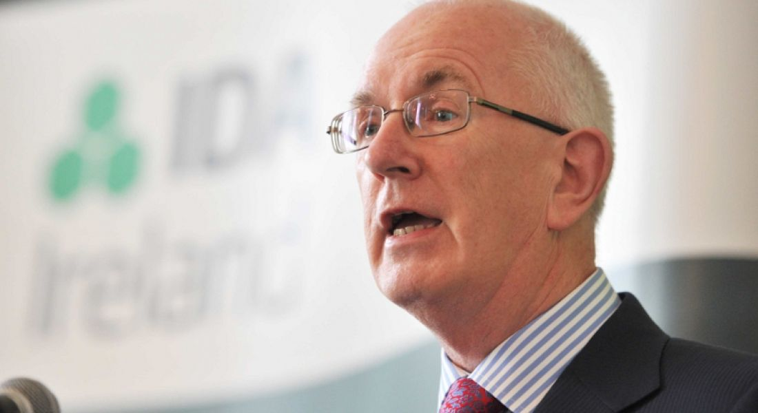 IDA Ireland companies generate more than 12,000 new jobs in 2012, job losses at decade low