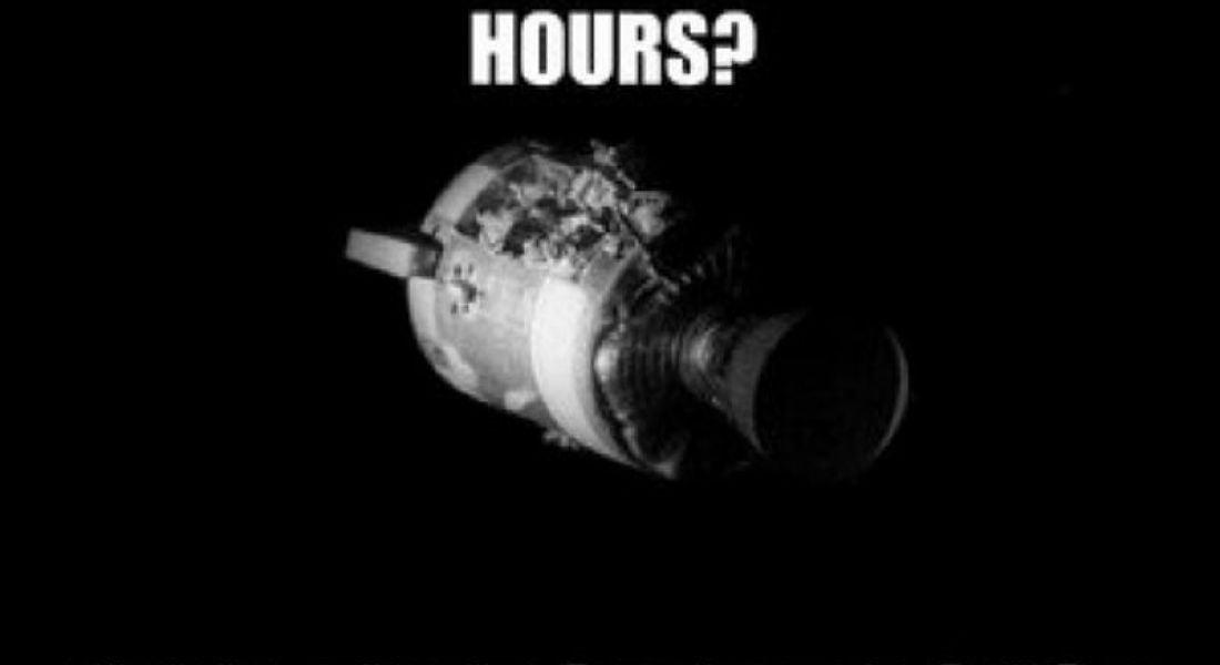 Career memes of the week: astronaut