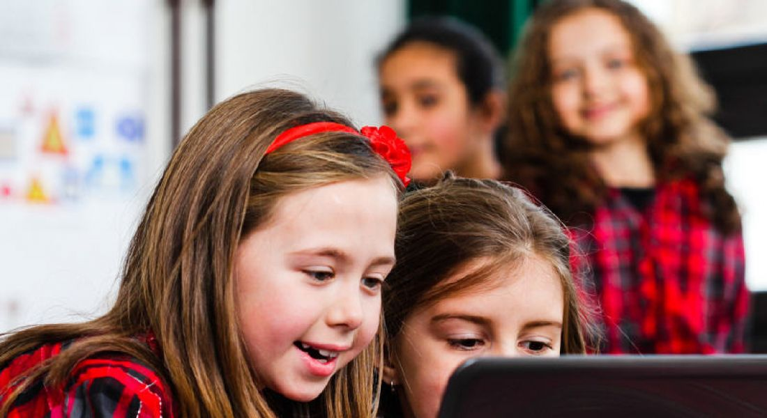 CoderDojoGirls kicks off at DCU this Saturday