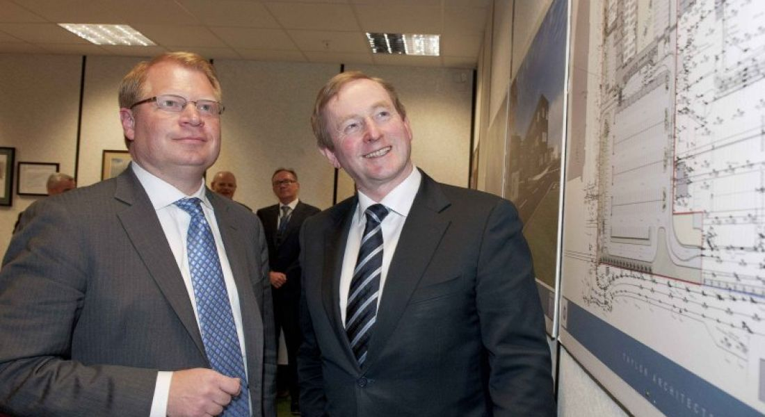 HP to build 87,000 sq-foot cloud R&D operation in Galway for 700 workers