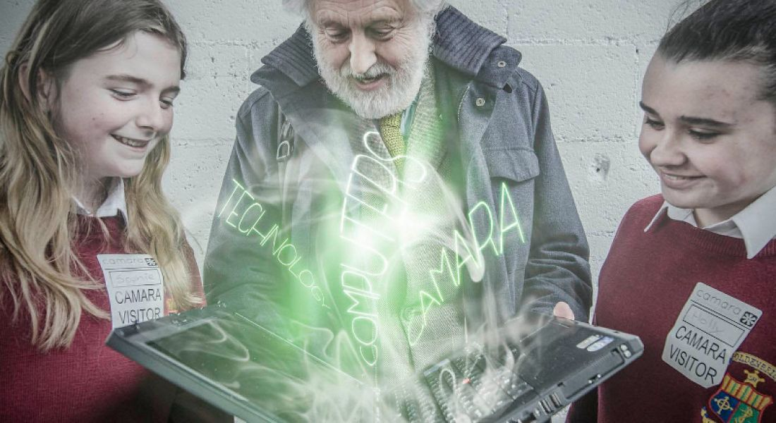 Ireland's digital literacy 'needs fixing', Lord David Puttnam says