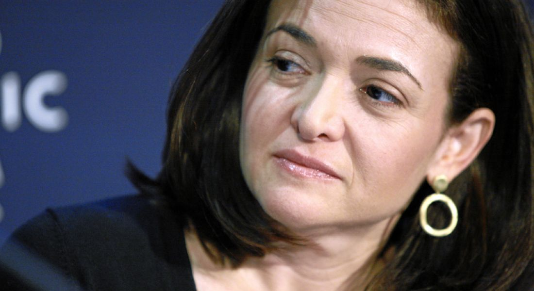 Let your girls play computer games – Facebook COO Sheryl Sandberg