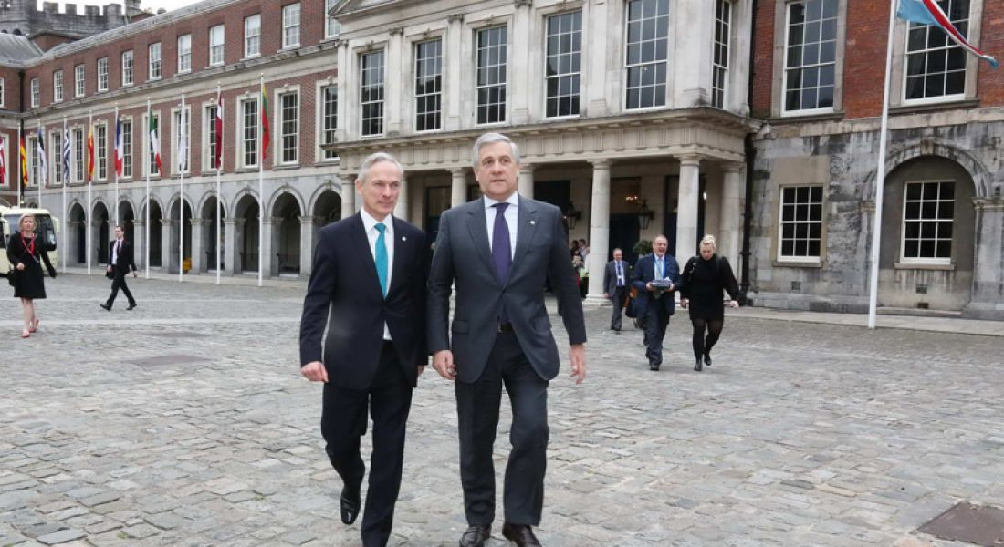 SMEs and job creation the focus of Dublin meeting of EU Enterprise ministers