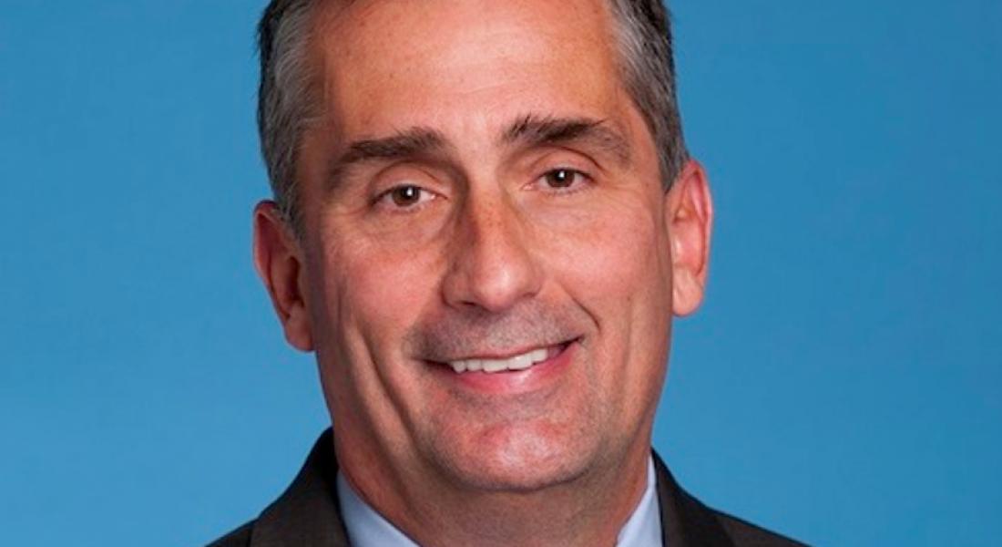 Intel names Brian Krzanich as its new CEO