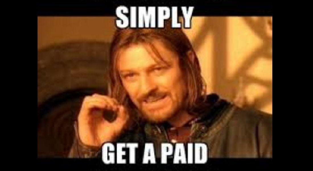Career memes of the week: intern