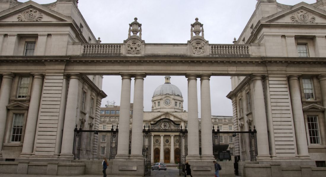 Irish government buildings