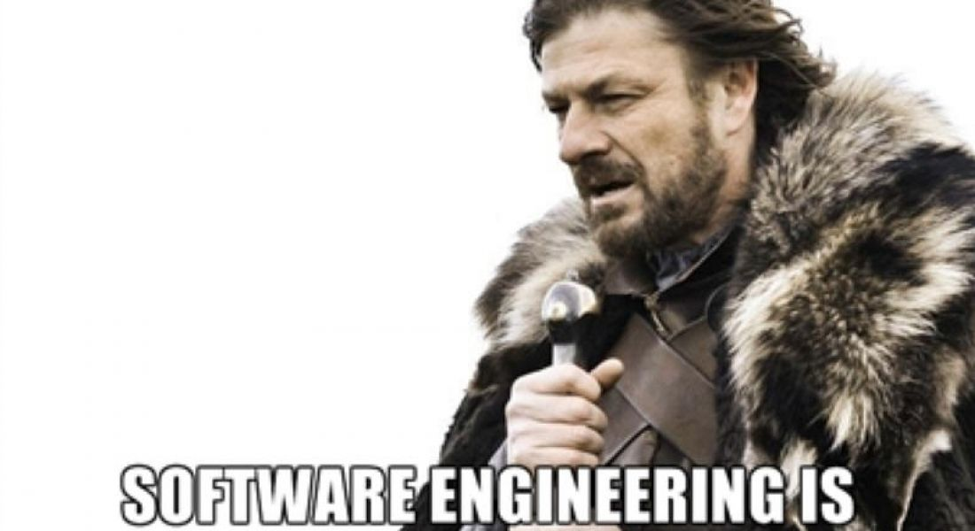 Career memes of the week: software engineer