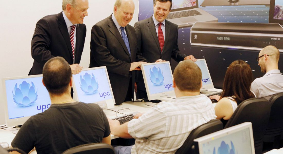 UPC sets up European Competency Centre in Limerick, creating 12 jobs