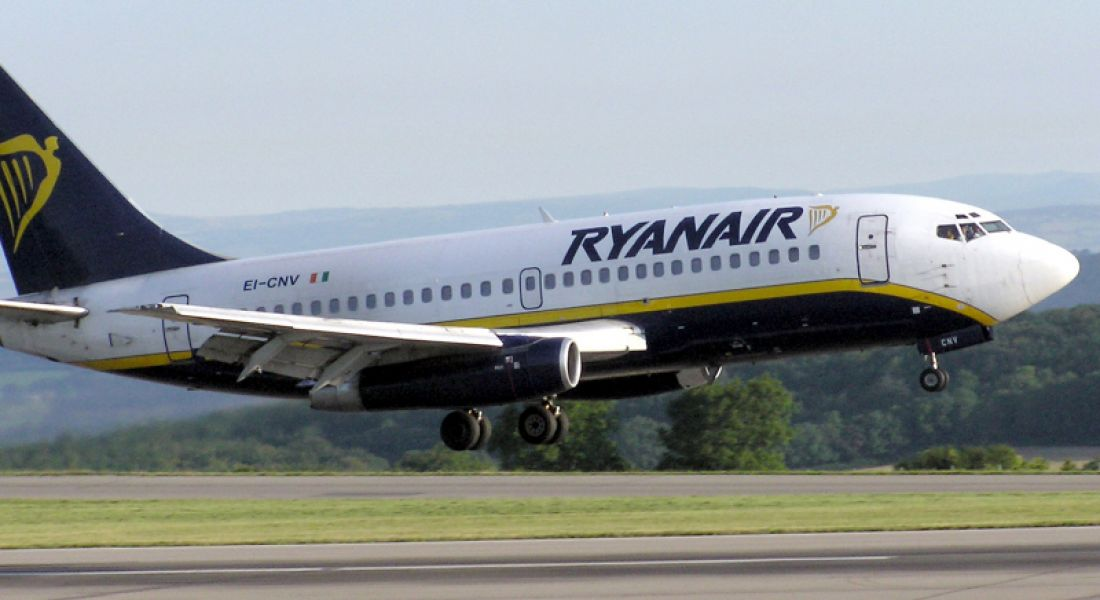 Ryanair to create more than 3,000 jobs on back of aircraft purchase