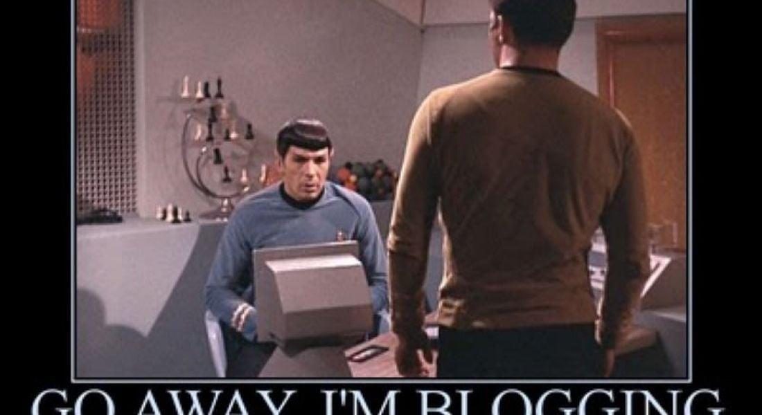 Career memes of the week: blogger