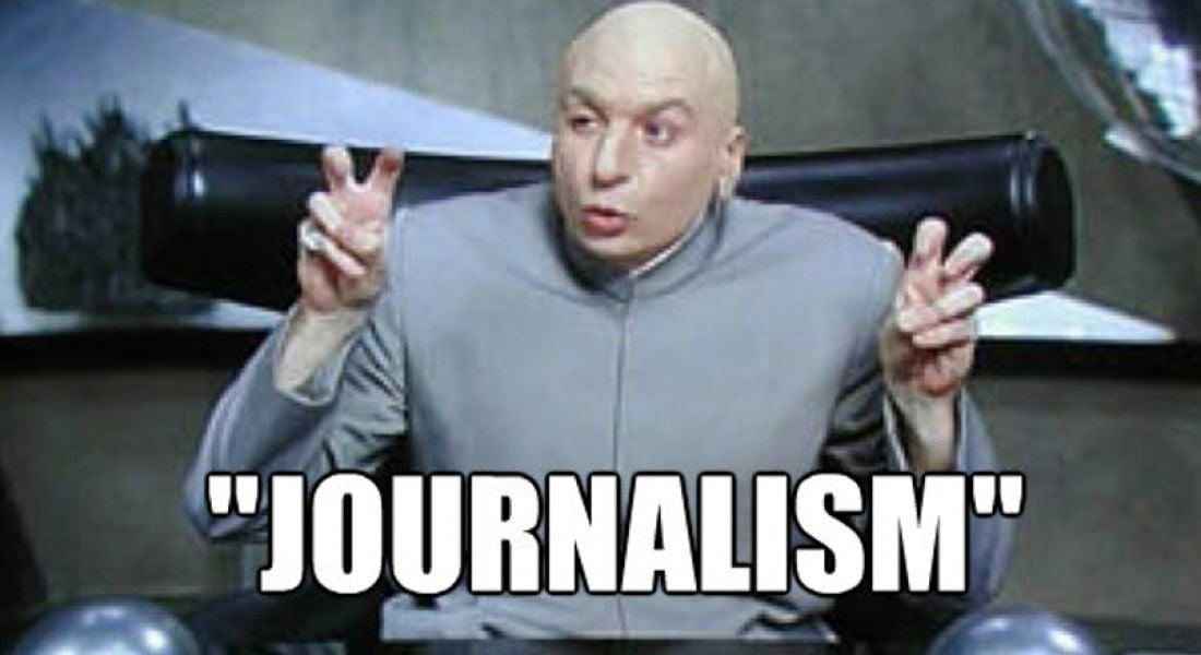 Career memes of the week: online journalist