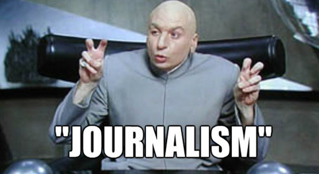 Career memes of the week: online journalist