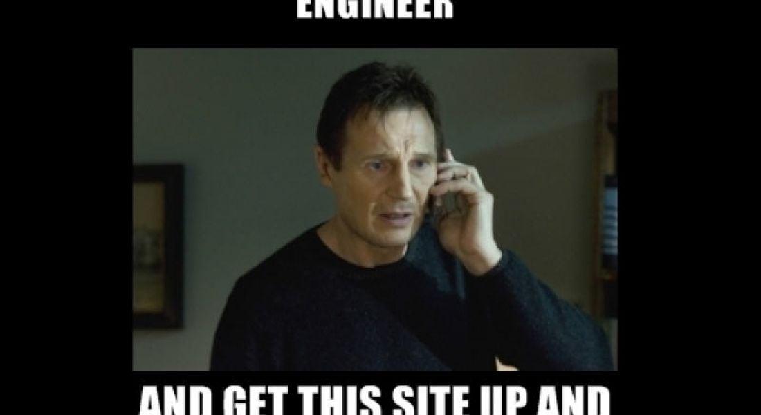 Career memes of the week: network engineer