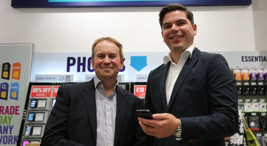 Harvey Norman and Carphone Warehouse partnership to create 80 jobs in eight counties