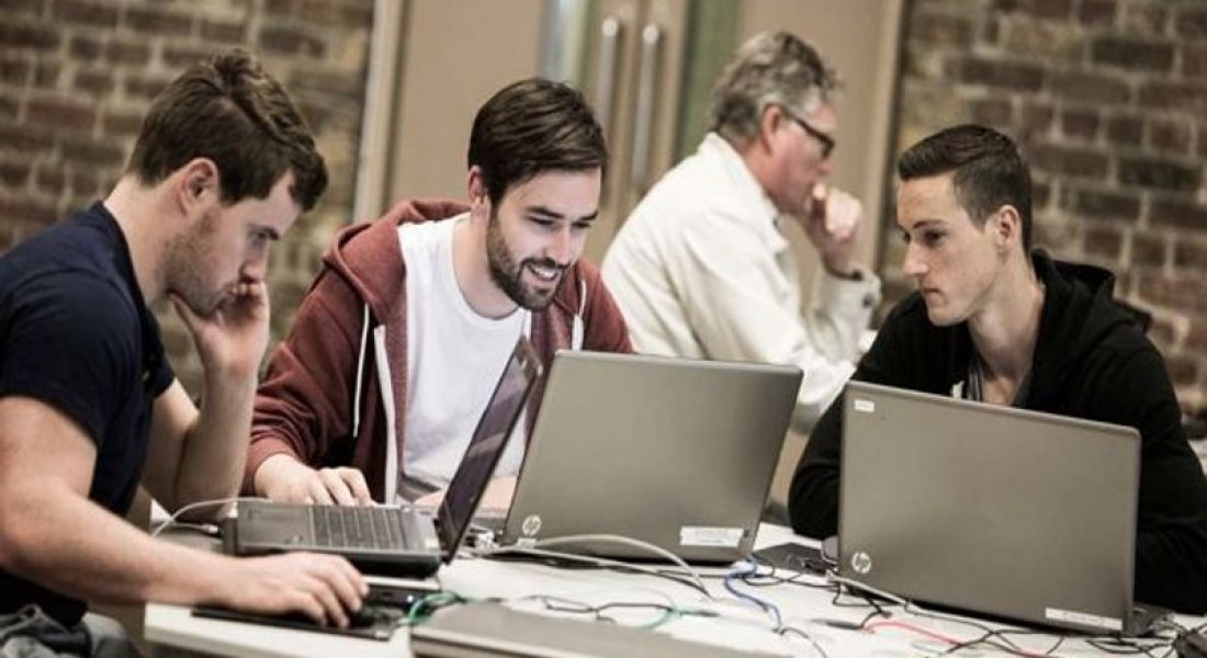 Job-seekers show they can bring traditional industries into the digital age