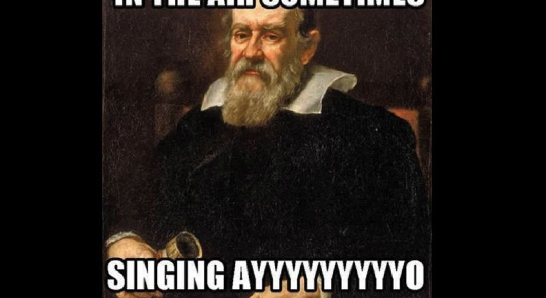 Career memes of the week: astronomer