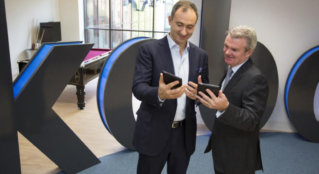 Kobo opens European Software Development Centre in Dublin