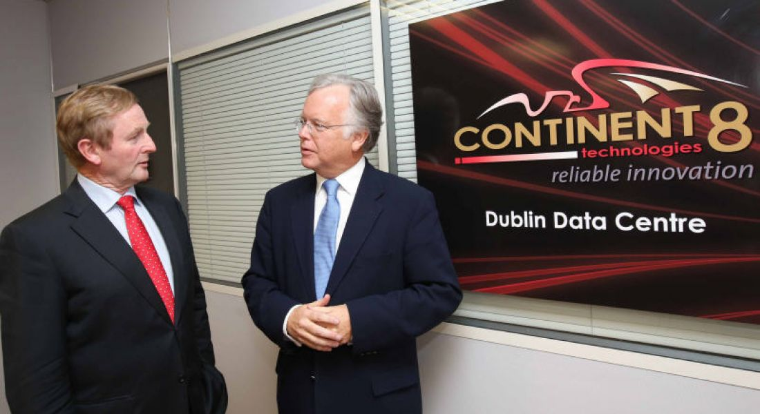 Continent 8 Technologies to create 15 Dublin jobs