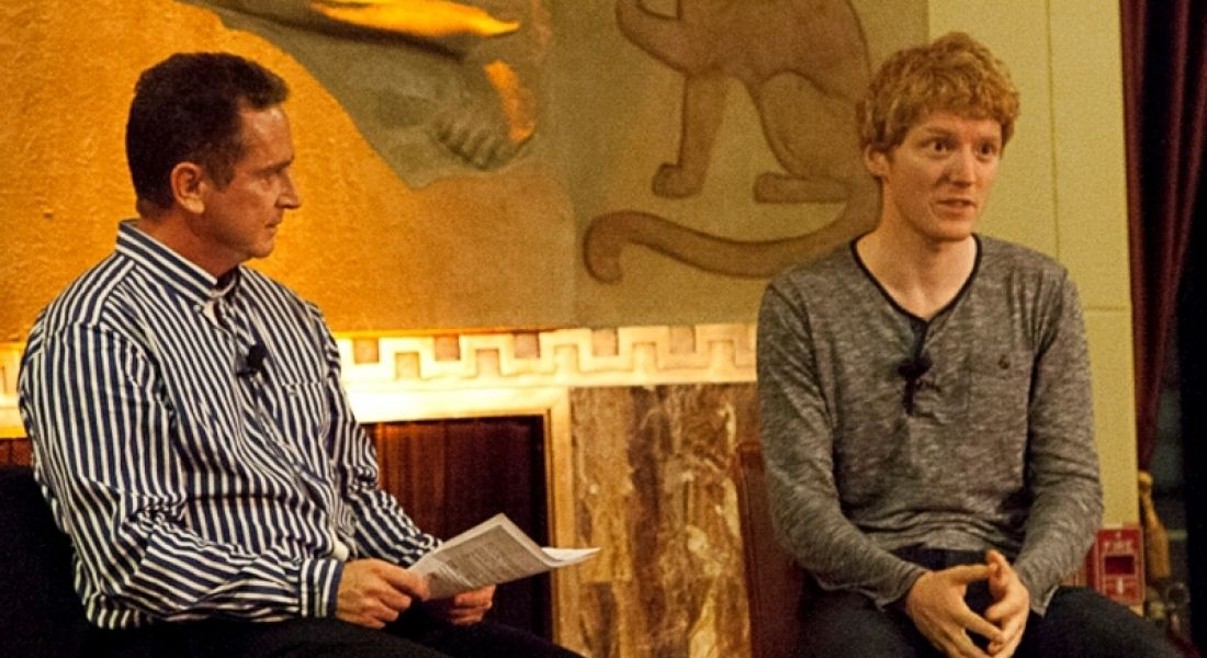 Stripe's Patrick Collison: 'Ireland is a key hub for tech talent in Europe'