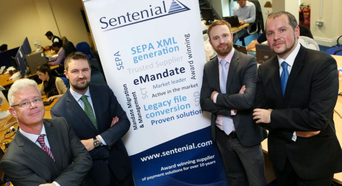 Sentenial to hire 110 new financial tech staff