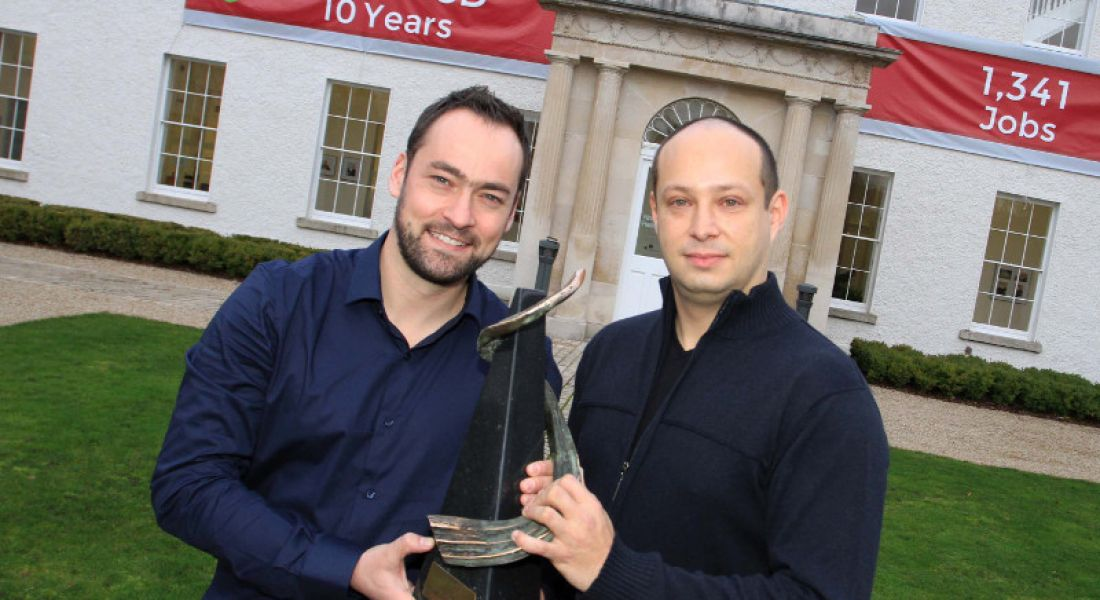 NovaUCD Innovation Award-winner Logentries creates 20 jobs in Dublin